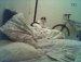 ☆주인방구에 놀라서 도망가는 고양이☆