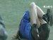 쥬니 굴욕 꽈당 시타 발라당 몸개..