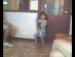 노래방에서 4살짜리 꼬마의 춤솜씨