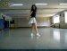 미니스커트 여대생의 섹시 댄스