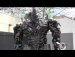 """스크린속에서 보던 로봇이 현실로 등장!!! 고 퀄리티""""메가트론""""코스프레"""