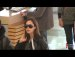 소녀시대 유리, 엣지있는 공항패션