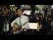 김정은의 홍대 버스킹 영상!!