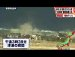 지면에서 촬영한 일본 쓰나미 '공포'